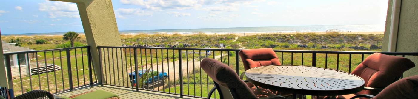 view from island south vacation rental